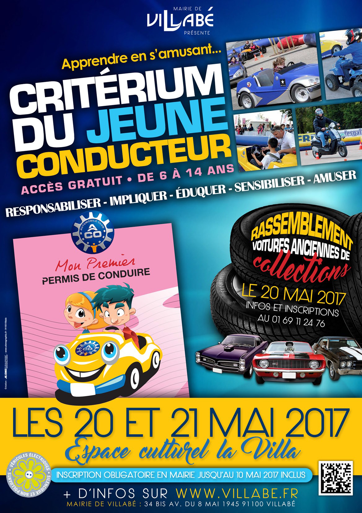 crit rium du jeune conducteur 20 et 21 mai 2017. Black Bedroom Furniture Sets. Home Design Ideas